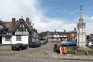Sandbach Cheshire